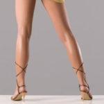 Różna długość nóg