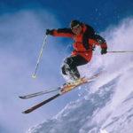 Siła na nartach