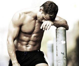 Proces spalania tłuszczu podczas treningu siłowego
