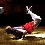 Futbol i mięśnie