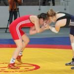 Trening i zawody w mini-zapasach