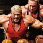Mięśnie naramienne - Głowa środkowa i tylna