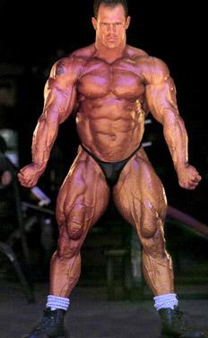 Trening na masę – Tom Prince