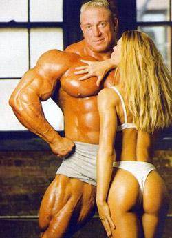 Markus Ruhl – trening