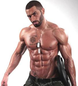 Rzeźba mięśni