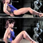 Trening mięśni brzucha